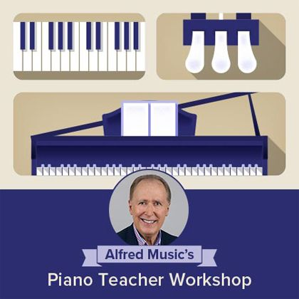 Alfred Music's Piano Teacher Workshop - Steinway & Sons